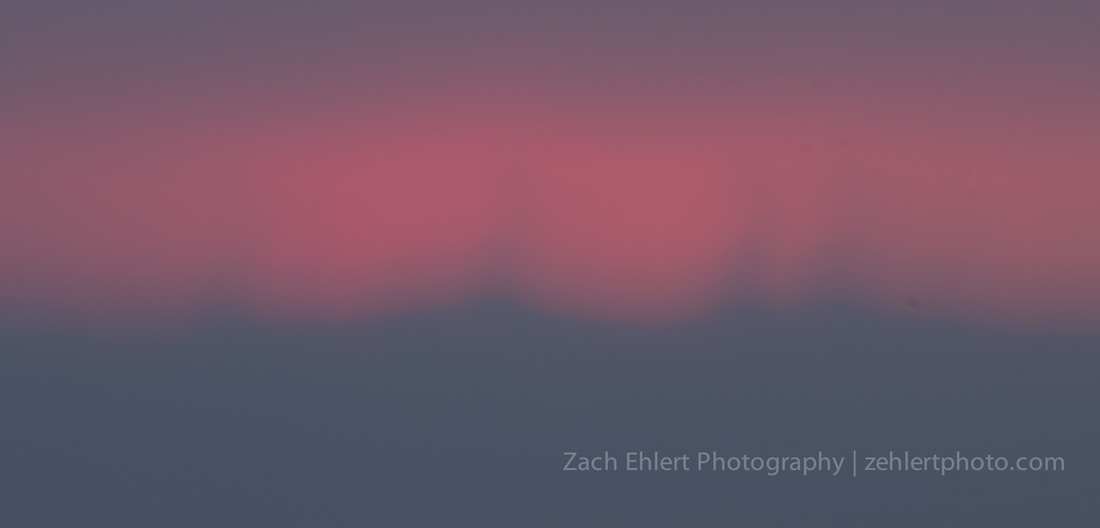 Chasing the Light - Single Exposure Photography by Zach Ehlert
